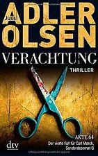 Verachtung: Thriller von Adler-Olsen, Jussi | Buch | Zustand gut