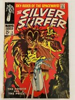 Silver Surfer #3 1st Appearance of Mephisto Complete Unrestored Marvel Comics