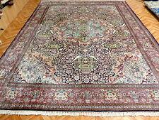 Orientteppich Teppich  Seidenteppich Palast 360x280  Tip Top Unikat