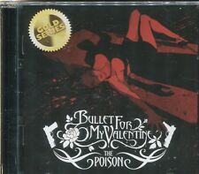 BULLET FOR MY VALENTINE - THE POISON - CD