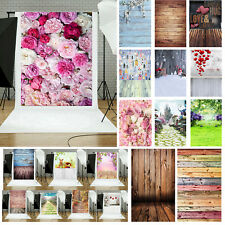 1.5m Floral Photography Backdrop Art Background Fabric Portray Wall Studio Prop