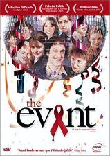 "DVD NF ""THE EVENT"" GAY (genre PHILADELPHIA) ST FRANCAIS"