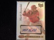 2007 MARK REYNOLDS AUTO RC Rookie Bowman Best // Great Card // Get It NOW