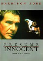 Dossier De Presse Du Film Présumé Innocent De Alan J. Pakula