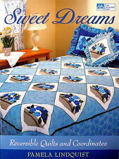 That Patchwork Place ~ SWEET DREAMS ~ Reversible Quilts & Coordinates Like New
