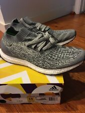 NWB- Adidas ultra boost uncaged -Gray Size 10