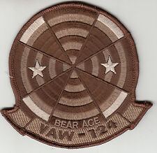 VAW-124 BEAR ACE DESERT COMMAND CHEST PATCH