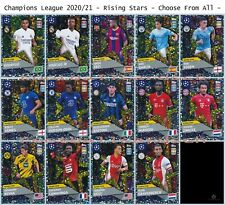 Champions League 2020/2021 20/21 Stickers - Rising Stars - Choose From All -