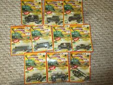 Welly joblot army action force military cars jeeps sealed etc lot a
