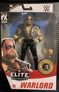 MATTEL WWE ELITE SERIES 87 WARLORD