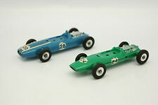Dinky Toys GB 1/43 - F1 Lotus et Cooper Racing Car