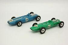 Dinky Toys GB 1/43 - F1 Lotus et Cooper Racing Car