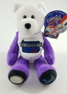 Limited Treasures Pennsylvania Quarter Coin Bear Plush 2nd State Collectible