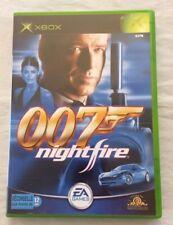 JAMES BOND 007 NIGHTFIRE - XBOX - EA GAMES - PAL