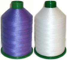STRONG BONDED NYLON THREAD,  30'S, 2300MTRS, UPHOLSTERY, VARIOUS COLS