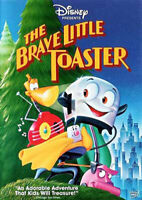 The Brave Little Toaster DVD NEW
