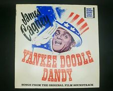 Yankee Doodle Dandy Songs from the Original Film Soundtrack LP Vinyl Record VG+