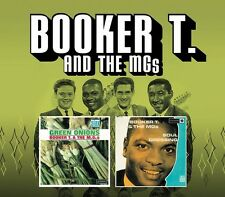 Booker T. & the MG's - Green Onions & Soul Dressing [New CD] UK - Import