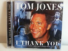 CD ALBUM TOM JONES I thaNk you GFS128