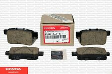 Genuine Honda OEM Rear Brake Pad Kit Fits: 2008-2009 Accord(Pads,Shims,&Grease)