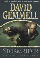 STORMRIDER., Gemmell. David A., Used; Very Good Book