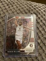 Patrick Williams 2020-21 Panini Prizm Draft Picks RC Rookie Base Card #60 Bulls