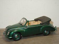DKW 3=6 Cabrio F91 - Schuco 1:43 *36593