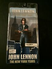 John Lennon Action Figure, The New York Years, NECA, NIB!