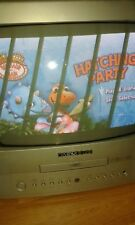"""DAEWOO DTD14H9GB 14"""" TV/DVD Combi with fastext and Remote Control"""