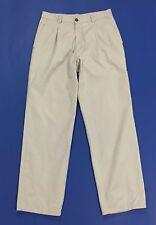 Roy rogers pantalone uomo estivi leggeri usati w31 44 45 grigio boyfriend T2258