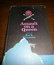 Assault on a Queen by Jack Finney 1959 Hardcover