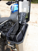 Pannier liner Inner Luggage Bags To Fit TRIUMPH EXPEDITION ALUMINIUM pair Bike