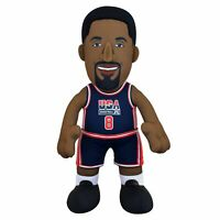 """USA Basketball Scottie Pippen 10"""" Plush Figure- A Legend for Play or Display"""