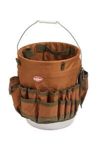 Bucket Boss The Bucketeer Bucket Tool Organizer in Brown, 10030, NEW