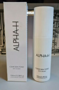Alpha H Clear Skin Tonic With 2% BHA 100ml