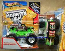 2013 Hot Wheels Grave Digger Monster Jam 1:64 Truck Crush Car Series