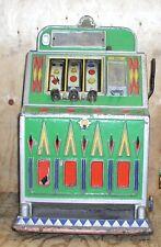alte Mills US-Slotmaschine für Firma Schwarz/Leipzig produziert
