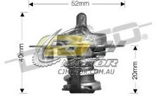 DAYCO Thermostat FOR Ford Laser 3/1983-12/1985 1.5L 8V Carb KB E5