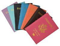 Travel Leather Passport Organizer Holder Card Case Protector Cover Wallet !!