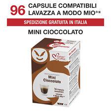 96 Cialde Capsule Cioccolato Cioccolata compatibili Lavazza A Modo Mio