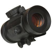 BGS Rotpunktvisier Zieleinrichtung für Softairwaffen inkl. Knopfbatterie