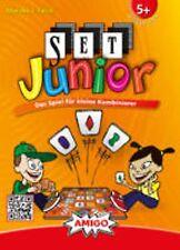 Amigo SET Junior Brettspiel Kinderspiel für kleine Schlaufüchse