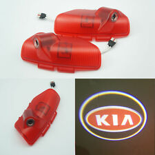 2x Shadow Logo Laser LED step Door courtesy Projector Lights for KIA OPTIMA K5
