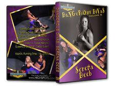 Dangerous Divas -  Serena Deeb DVD, Female Wrestling WWE Shine Shimmer Diva