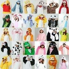 Unisex Adult  Kigurumi Animal Cosplay Costume Pajamas Onesie18 Sleepwear Outfit/