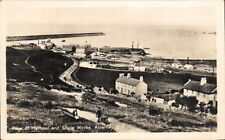 More details for alderney. view of harbour & stone works.