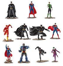 Shleich DC Comics Justice League 11 Piece Action Figure Gift Set + WARRANTY✓