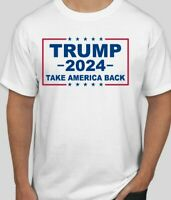 Donald Trump 2024 Take Back America tshirt make America great again
