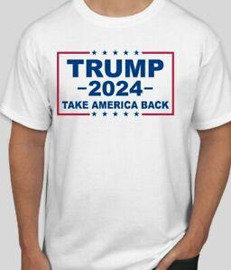 Donald Trump 2024 Take Back America tshirt make America great again