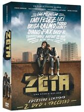 ZETA-UNA STORIA HIP-HOP LTD   2 DVD+NOTEBOOK  COFANETTO